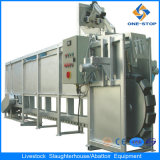 Numb Machine Pig Meat Food Processing Machinery