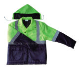 High Visibility Reflective Coat (DPA021)