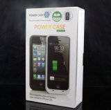 2500mA External Backup Battery Case for iPhone 5 Power Case (ASD-005)