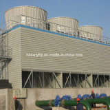 Square Type High Temperature Industrial Counter Flow Cooling Tower