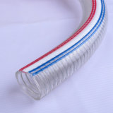 1 Inch Plastic Steel Wire Reinforced Vacuum Hose