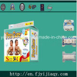Disposable Cotton Baby Diaper with Factory Price