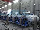 Sanitary Bulk Milk Cooling Tank 2000liter Fresh Milk Cooling Tank (ACE-ZNLG-Q1)