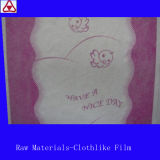 Highest Quality Pink Clothlike Film for Baby Diaper