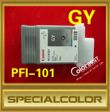 Canon Imageprograf Pfi-101 Lucia Ink Type Ipf6000s, Color Gy