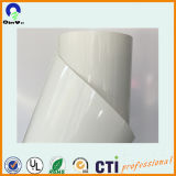 White Glue Self Adhesive Vinyl for Car Body