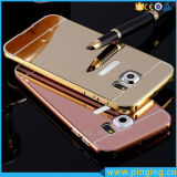 Luxury Electroplated Mirror Mobile Phone Case for Samsung S7/S7 Edge