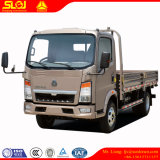 Sinotruk HOWO 4X2 Diesel 84PS Euro2 LHD 2t Light Truck
