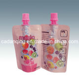 Multi-Color Stand up Pouch with Spout (DQ0219)
