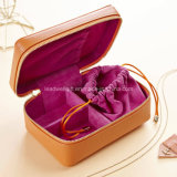 Leather Jewellery Case for Travel