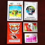 Good quality Pesticide Bag Three Side Seal Bag Pesticide Packing Bag