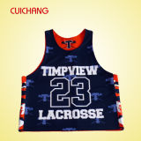 Quick Dry Sublimated Sport Rugby Singlet for Team