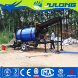 Alluvial Gold Recovery Equipment with Sluice Box