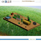 Heavy Oil Recycling Pyrolysis Equipment