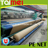 PE/HDPE Colored Sun Shade Cloth/Netting of 100% Virgin Material