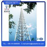Galvanized Telecommunication 3G Wireless 3legs Tube Tower