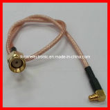 SMA Male Plug to MMCX Connector Coaxial Cable for Rg316