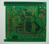 4-Layer Gold Printed Circuit Board (CH-433)
