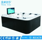 Monalisa Luxury Style Jacuzzi SPA with Waterproof TV (M-3304)