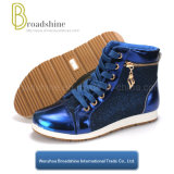 Low Price Shiny Paillette High-Top Women′s Boots
