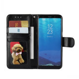 Smartphone Leather Case Wallet Bag Back Cell Phone Cover for iPhone 7