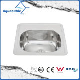 Single Bowl Stainless Steel Moduled Kitchen Sink (ACS-4848)