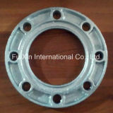 Cold/Hot DIP Galvanizing Forged Carbon Steel Round Connect Flat Face Pipe Flange