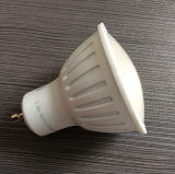 LED Plastic Spotlight 3W GU10 Bulb Lamp Warm White
