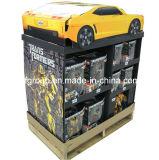 Best Seller Cardboard Stands Paper Pallet Custom Pop Displays