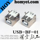 USB B Type Female Connector for Electric Accessories (USB-BF-01)