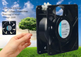 120X120X38mm Shaded Pole 220VAC Axial Fan for Filter Fan with Terminal Block Power Connection