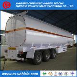 3 Axle 40000L-50000L Water Tanker Trailer, Water Tank Semi Trailer for Sale