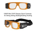 HD 1080P Eyewear Sport Action Cameras DV Glasses for Biking Skiing Skating Boating and Hunting
