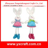 Easter Decoration (ZY13S789-1-2 30CM) Baby Easter Toys Easter Hanging Ornament
