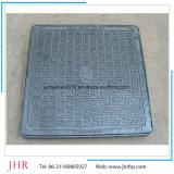 Fiberglass Material SMC Square Manhole Cover