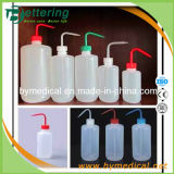 Transparent White Colour Plastic LDPE Washing Bottle