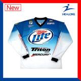 2017 Fishing Wear Healong UV-Protection Custom-Made Digital Printed Fishing Shirts