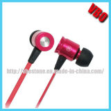 Metalic Earphone for MP3 Player