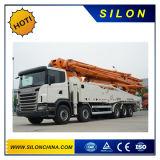 Zoomlion 47X-5rz Truck Mounted Pump Concrete Pump