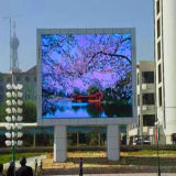 Indoor/Outdoor Full Color Advertising LED Screen, LED Sign