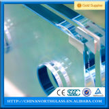 Automatic Sliding Door with Clear Tempered Glass
