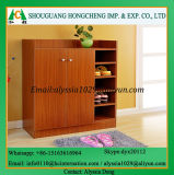 Modern Home Living Room Furniture Wooden Shoe Cabinet