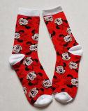 Lovely 3D Child Pattern Cotton Socks