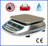 Electronic Coin Weight Scale Machine