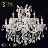 European Crystal Chandelier Candle Crystal Lamp (AQ50038-8+4+1)