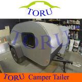 Mini Caravan Teardrop Trailer for Camping