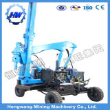 High Quality Guardrail Hydraulic Static Pile Driver