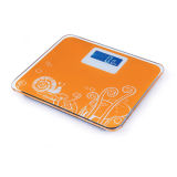 Mini Glass Electronic Bathroom Scale (QE-13B)