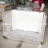 Natural White Marble Flooring Stone for Landscape / Garden