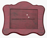 Rosewood High Gloss Finish Wooden Photo Frame